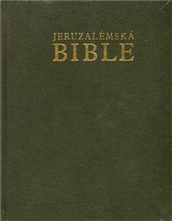 Výsledek obrázku pro jeruzalémská bible kniha